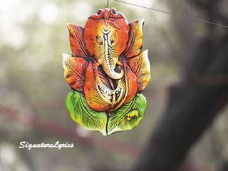 Ganesha Chaturthi-Aarti Sangrah-pic4-SignatureLyrics