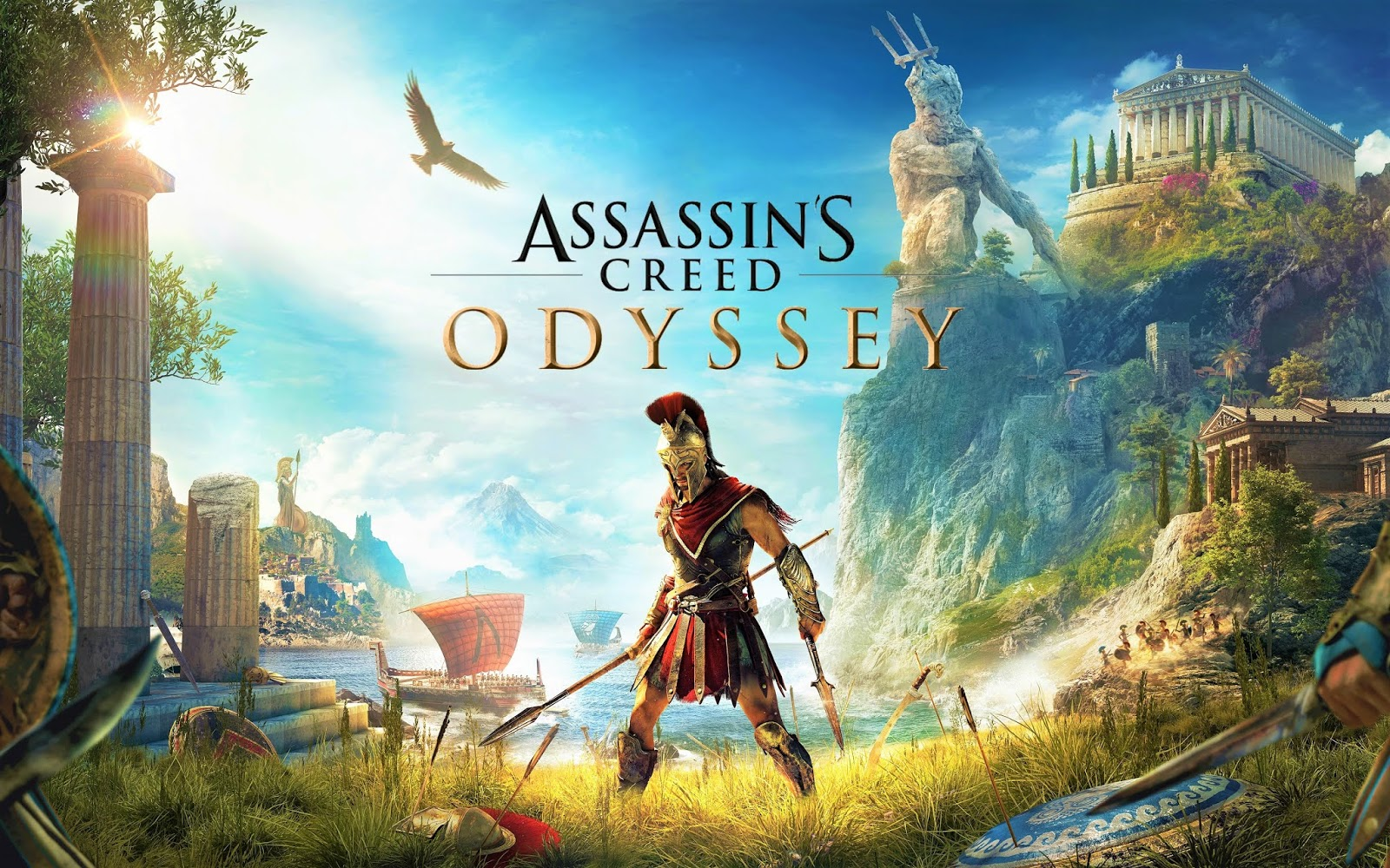 Hiles TecH: Assassin's Creed: Odyssey - CPY   CorePack   FitGirl Repack