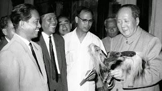 Terungkap, Dialog Pentolan PKI DN Aidit dan Tokoh Komunis China Mao Zedong