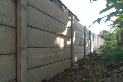 Harga pagar panel beton BOGOR partai Besar
