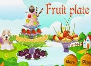 juegos de cocina fruit plate