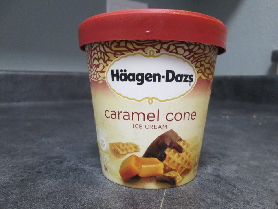 David S Ice Cream Reviews Haagen Dazs Caramel Cone (no reviews yet) write a review. caramel cone