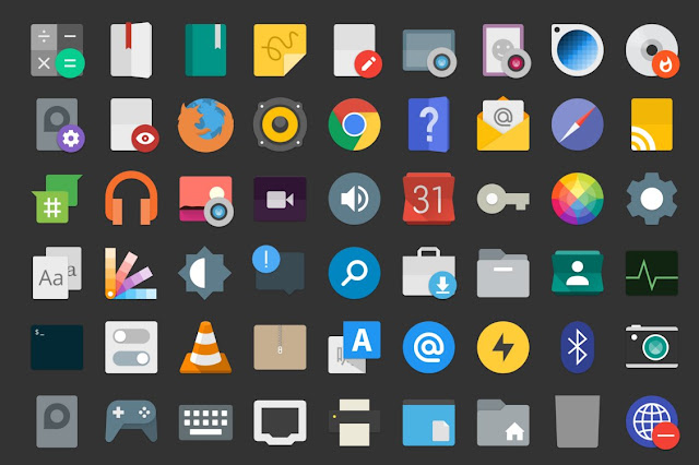 Paper Icon Theme Ubuntu