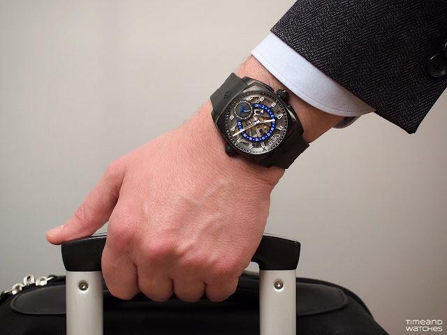 Cyrus Klepcys GMT Retrograde