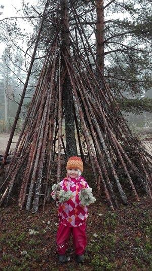 lasten puumaja