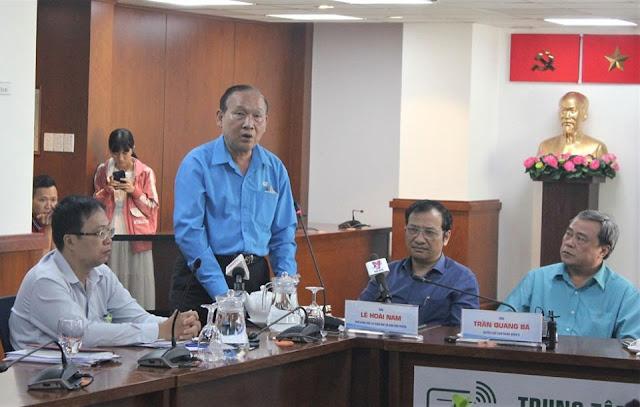 Thầy Nguyễn Văn Phúc nhận trách nhiệm của người lãnh đạo, nhưng vẫn cần truy cứu trách nhiệm của nhà thầu trồng cây!