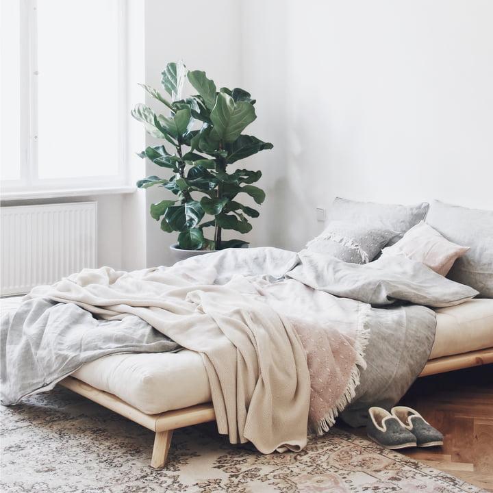 łóżko z funkcją kanapy