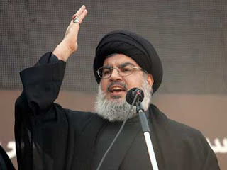 عاجل السيد نصر الله : امن المدن العراقية يتحقق بالاجتثاث النهائي للوجود الارهابي المجرم