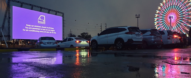 Now showing: Country's first-ever drive-in cinema
