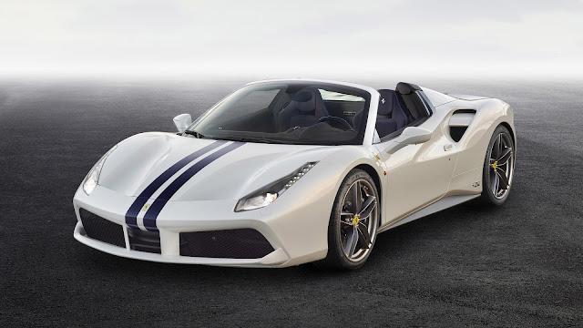 Ferrari 488 Spider - Tailor Made