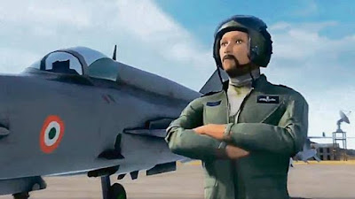 "Indian Air force launch Mobile Game Application ""Indian Air Force: a cut above"