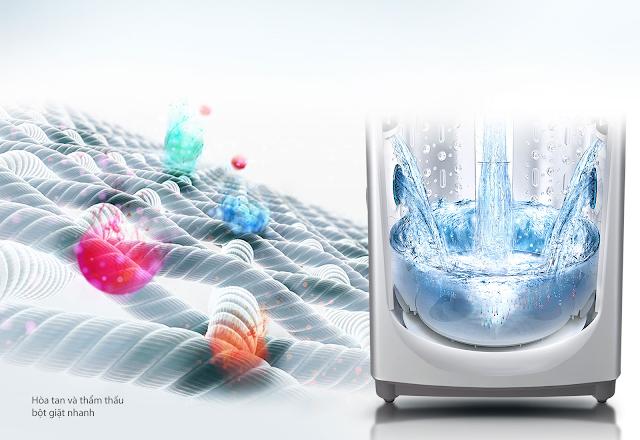 Máy giặt LG T2385VS2W