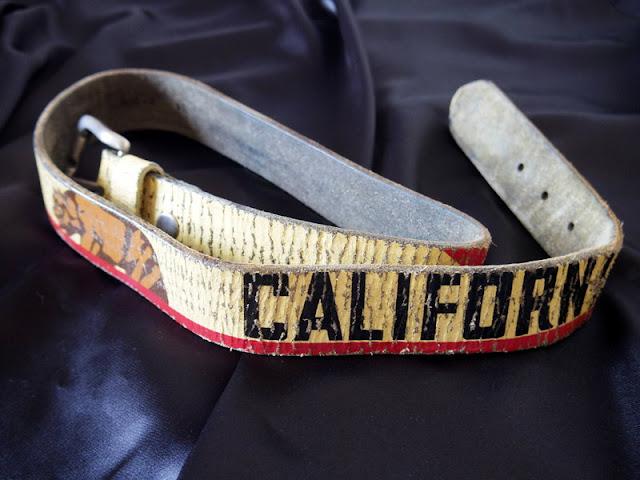 カリフォルニア リパブリック ベルト