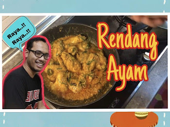 Resepi Rendang Ayam Mudah, Sedap Dan Terbaik Untuk Raya