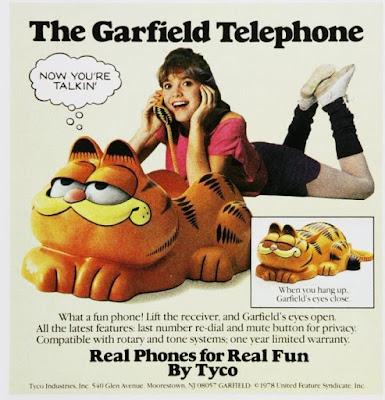 The Garfield Telephone