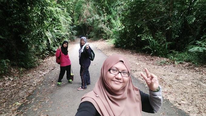 Hiking Hutan Rekreasi Tanjung Tuan | Cape Rachado