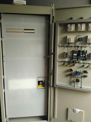 Harga panel ats-amf 100 KVA