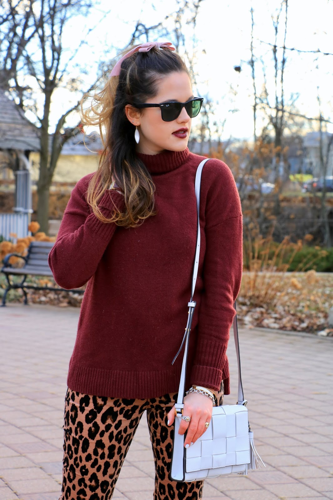 Nyc fashion blogger Kathleen Harper's Valentine's Day outfit idea