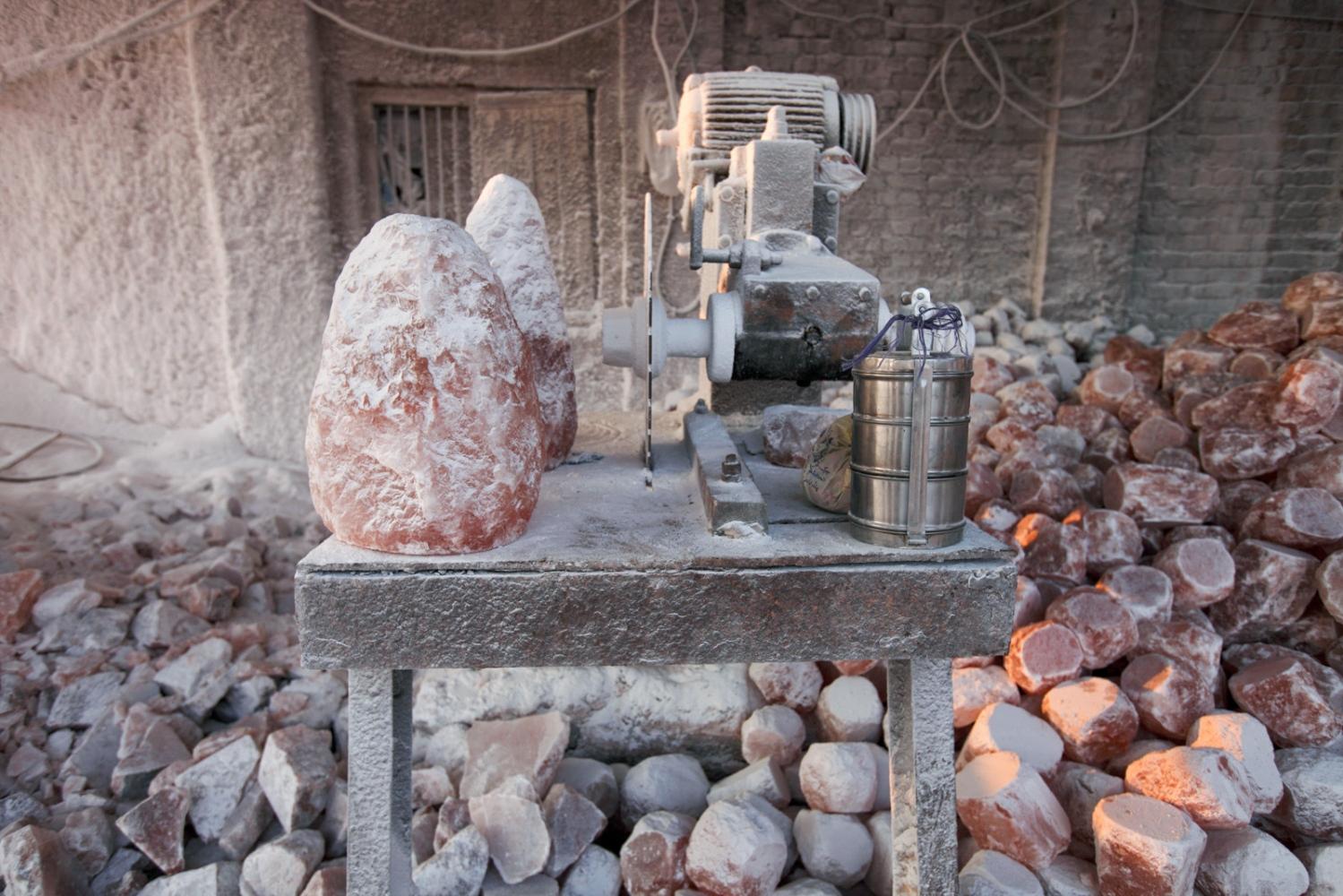 Nguồn gốc đá muối Himalaya
