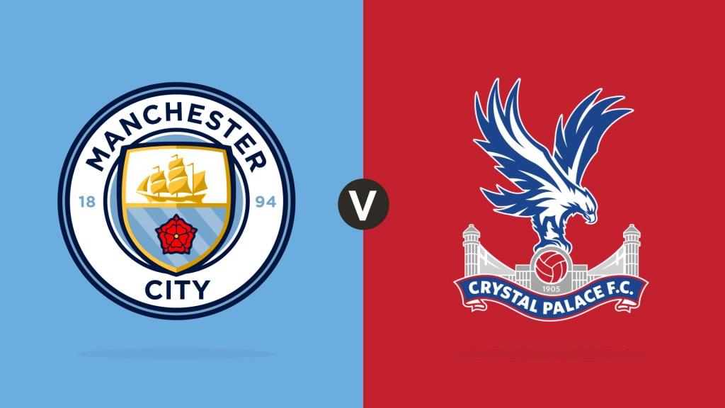 Manchester City vs Crystal Palace premier league