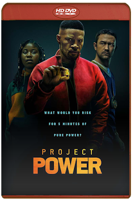 Project Power [2020] [DVDR BD] [Latino]