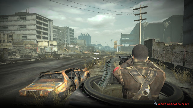 Terminator Salvation Gameplay Screenshot 3