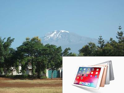 MADIWANI CCM-MOSHI WAPINGA UAMUZI WA HALMASHAURI KUNUNULIA MADIWANI iPad