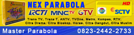 Harga Spesifikasi Receiver NexParabola Kuning