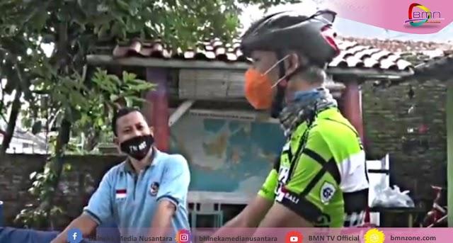 Eks. Napiter Bom Bali 1 Buka Usaha Budidaya Lele