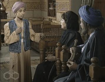 طفولة الإمام أبو حنيفة النعمان