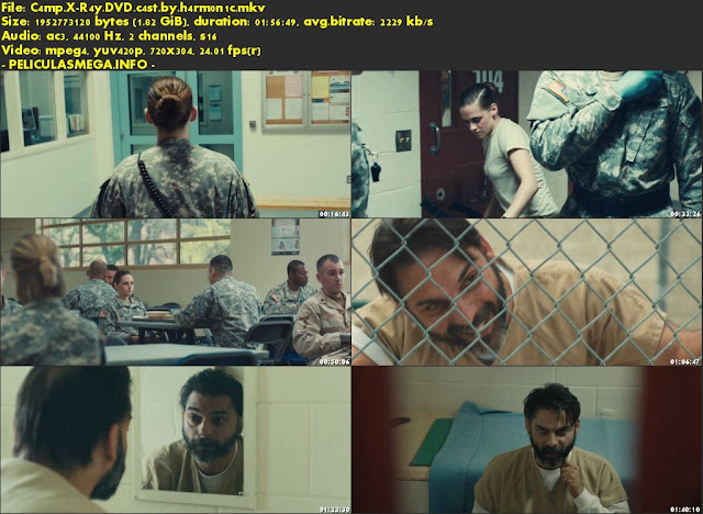 Descargar Camp X-Ray Castellano por MEGA.