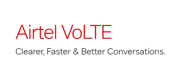 List of Phones Compatible with Airtel VoLTE