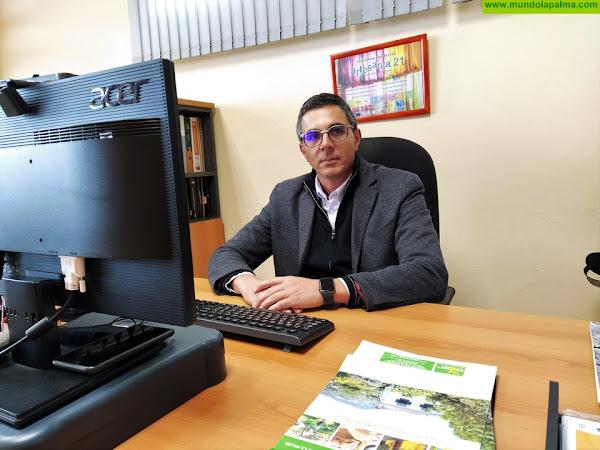 La Asamblea del Consorcio de Servicios de La Palma nombra a Luis Hernández como nuevo gerente