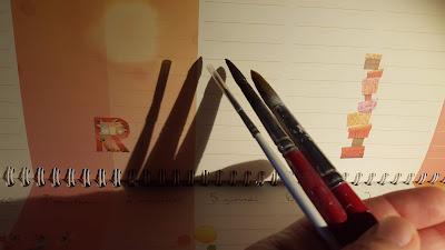 pennelli giusti per dipingere i sassi