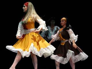Festival de Dança de Santa Maria - Folclore