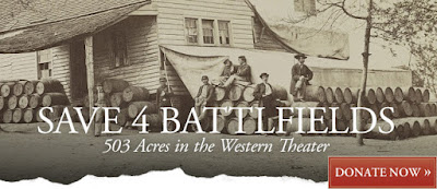 Save 4 Western Battlefields
