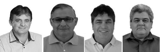 Quatro candidatos disputarão a prefeitura de Iretama