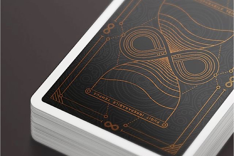 "Cartes à jouer ""Endless Time"" : version de luxe sur Kickstarter 3"
