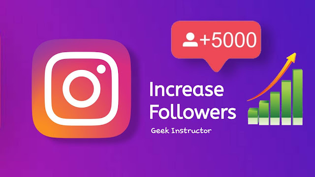 Tips to increase real followers on Instagram