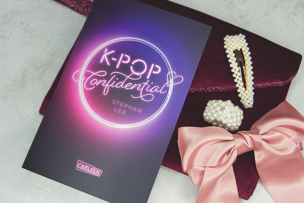 Buchvorstellung - K-POP Confidential von Stephan Lee