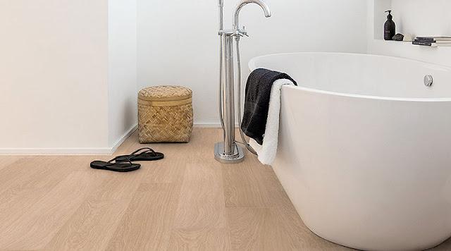 Tipos de suelo para el baño