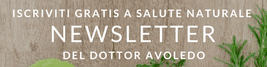 La newsletter di naturopatia del dottor Avoledo
