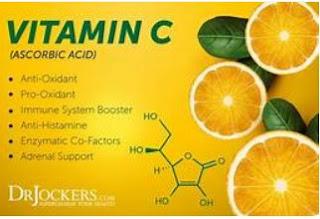 ビタミンCの健康上の利点 - 体への影響