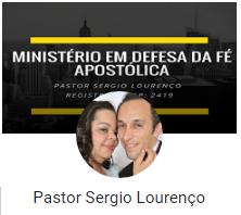 O MINISTÉRIO EM DEFESA DA FÉ APOSTÓLICA JUNTO COM O SEU IDEALIZADOR PASTOR SERGIO LOURENÇO BASEADO NA BÍBLIA APRESENTA UMA VISÃO CRISTÃ A RESPEITO DO   HOMOSSEXUALIMO ISERIDO NO MUNDO