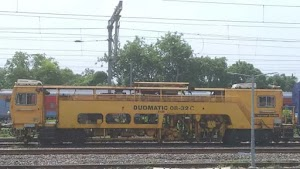 Track Tamping Machines-Duomatic