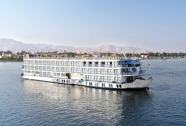 M/S Al Nabilatan Cruceros por el nilo