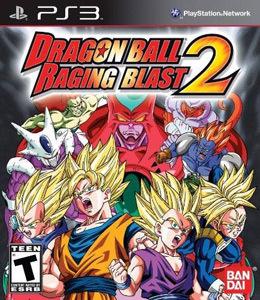 Dragon Ball Raging Blast 2 PS3 Torrent