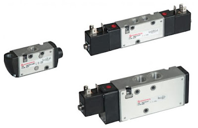 Norgen Directional Control Valve In-Line & Manifold Type