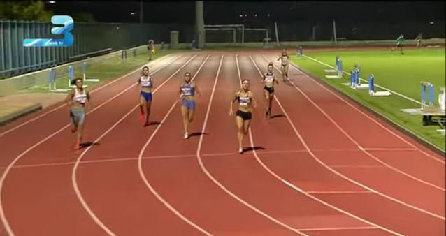 """Διεθνές meeting """"Dromia"""": Νικήτρια στα 400μ. η Ελπίδα Καρκαλάτου του ΣΔΥ Αργολίδας"""