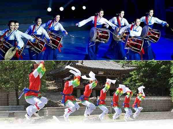 korean traditional dances